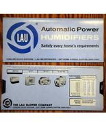 LAU Automatic Power Humidifiers Calculator - $2.50