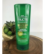 Garnier Fructis Sleek & Shine Brazilian Smooth Fortifying Conditioner Di... - $14.84