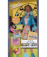 """Barbie Doll  - Toys 'R"""" Us Times Square Barbie,  New York (AA) - $53.90"""
