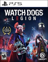 PlayStation PS5 Watch Dogs Legion (Action and Adventure) - $57.95
