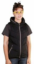 Bench Womens Snooty B Puffy Vest Bubble Jacket BLKA-1717 NWT image 1