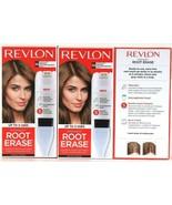 3 Boxes Revlon Permanent Root Erase Matches 5G Medium Golden Brown Up To... - $32.99