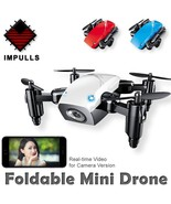 S9 S9W S9HW Foldable RC Mini Drone with camera - $39.60