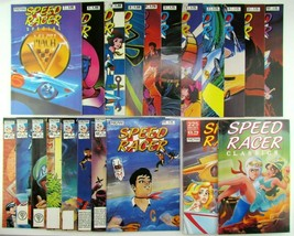 Speed Racer 1-18 + Special 1 & Classics Now Comic Book Lot September 1987 - $33.85