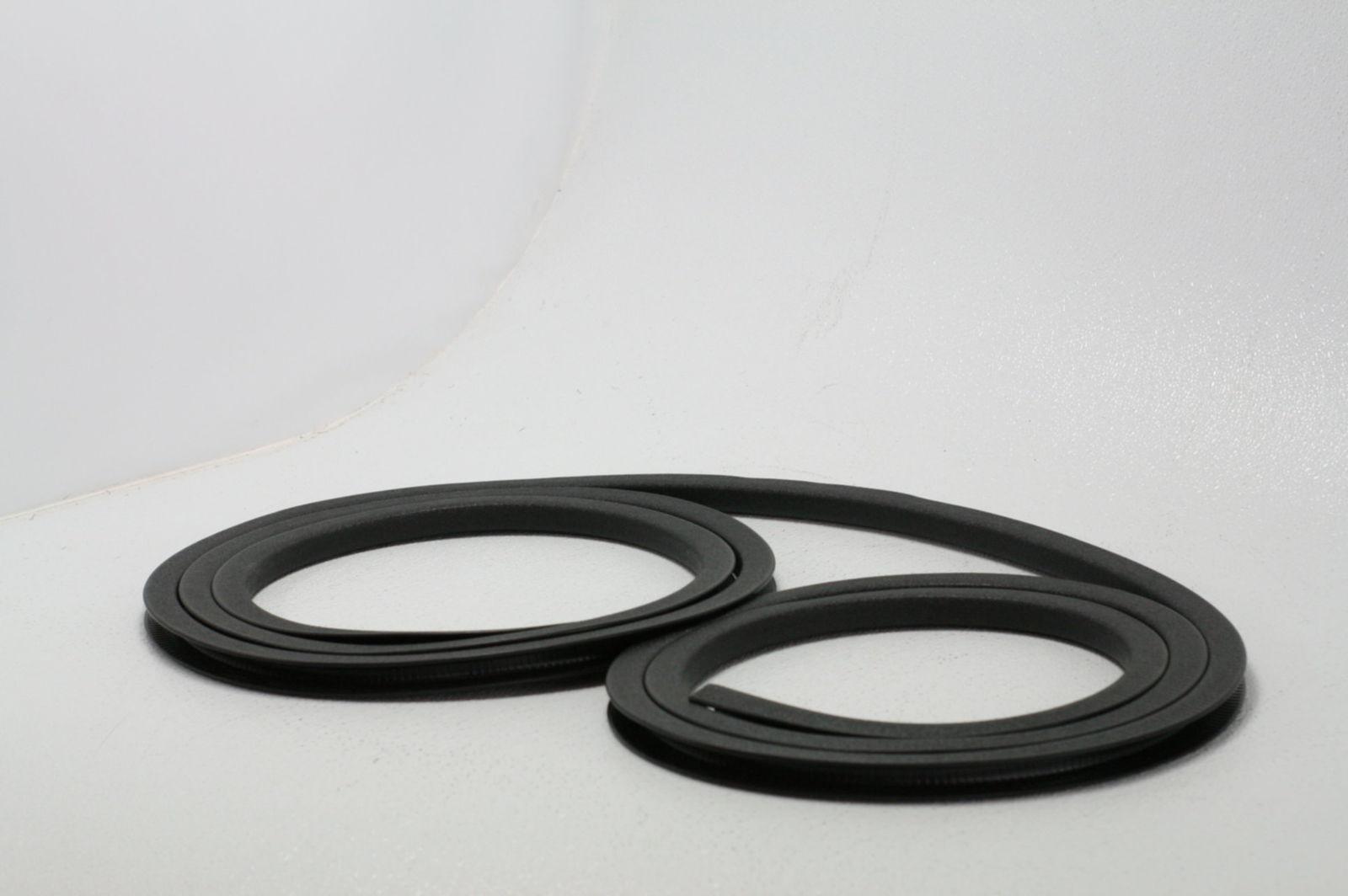Sharp Metal Edge Guard: U Shaped Metal Edge Trim Rubber Seal