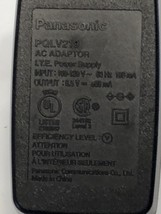 Panasonic PQLV219 AC Power Supply Adaptor Adapter Charger 6.5V 500mA    ... - $4.99