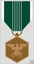 Army Commendation Ribbon Medal Military War Decal - $13.53