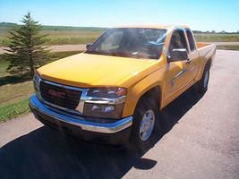 2004 Gmc Canyon Rear Axle Assembly 3.42 Ratio Open - $990.00