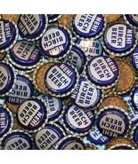 Soda pop bottle caps Lot of 25 NEHI BIRCH BEER #2 cork unused new old stock - $9.99