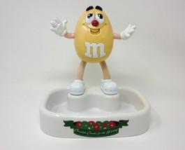 M&M's Musical Candy Talking Dish Dispenser Plays Speaks Several Season G... - $9.85