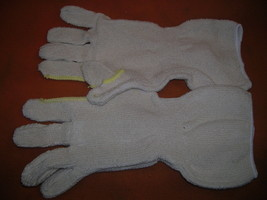 Odyssey Long Terry Cloth Gloves  One Size 1 Pair UPC:710534487047 - $7.92