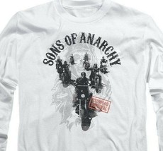 Sons of Anarchy TV series Redwood Original long sleeve graphic t-shirt SOA125 image 2