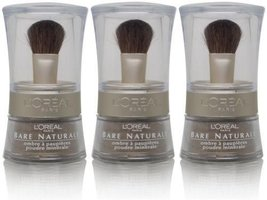 L'Oreal Bare Naturale Gentle Mineral Eye Shadow #316 Bare Olive (Qty, of... - $29.99
