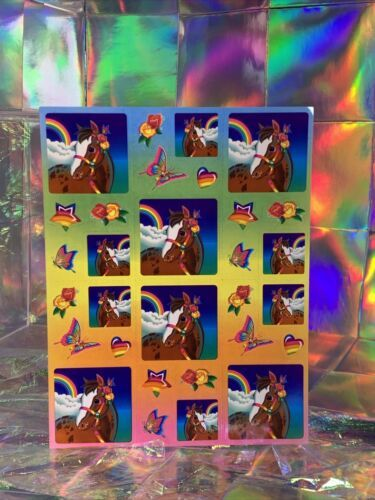 SALE⚡️S247  Rainbow Chaser Square Style Sticker Sheet Full Beautiful