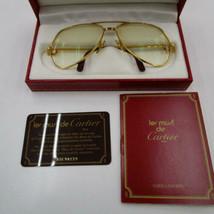 Cartier Trinity Teardrop Sunglass 70's Vintage Used - $1,040.48