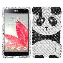 Asmyna LGE970HPCDM296NP Dazzling Diamante Bling Case for LG Optimus G E9... - $4.99