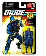 G.I. Joe 25th Anniversary Figure Cobra Trooper Comic Series (Red Logo On... - $14.99