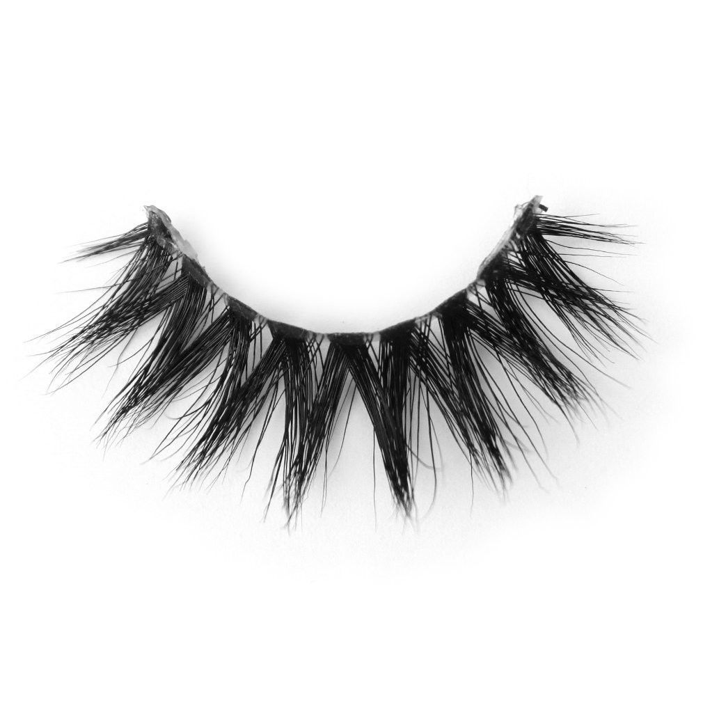Primary image for 3D Volume Real Mink Fur Invisible band Long and Thick False Eyelashes Natural Ex