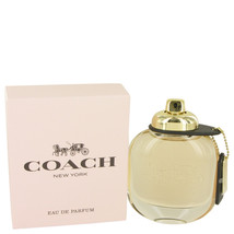 Coach New York 3.0 Oz Eau De Parfum Spray image 1
