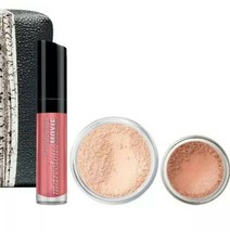 bareMinerals merry little luxuries illuminating trio for eyes lips & face - $16.99