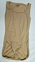 SPANX Women's Thinstincts Bodysuit 10224R, Beige, Large - $44.68