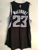 Adidas Swingman 2015-16 NBA Jersey Sacramento Kings Ben McLemore Black sz 2X - $24.74