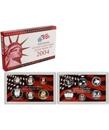 2004-S 90% Silver Proof Set United States Mint Original Government Packa... - $46.95