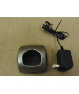 Uniden Phone Base Cradle Black/Silver for DCT75 Series Charger DCX750 - $16.80