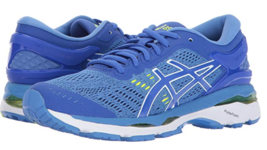 Asics Gel Kayano 24 Taille Us 6 M (B)37 Femmes Chaussures Course Bleu