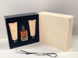 Giorgio Armani Si 3 pcs Gift Set For Women - NEW WITH BOX - $79.99+