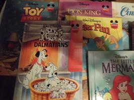 14 Disney Books - $4.75