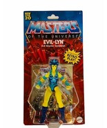 Evil-Lyn He-man Masters of Universe Origins Action figure toy Unpunched ... - $49.45