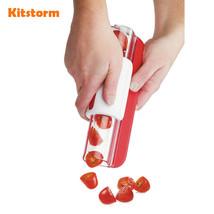 Kitstorm 2016 Tomato Grape Slicers Fruit Vegetable Tools - $19.95