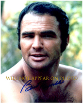 BURT REYNOLDS Signed Autographed 8X10 Photo w/ Certificate of Authenticity 1646 - $70.00