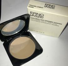 Erno Laszlo Controlling Pressed Powder Translucent DARK NIB - $28.80