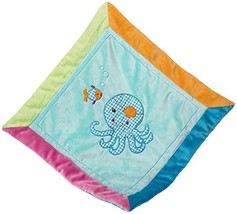 """Nwt Mary Meyer Baby Buccaneer Cozy Security Blanket Lovey 15.5"""" X 15.5"""" - $15.88"""