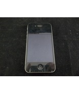 Apple iPhone 4 A1349 Black Smartphone For Parts Or Repair - $20.00