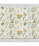 Tapestry Garden Plants Print Wall Hanging Backdrop 27699 - $29.65