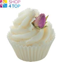 Rosebud Bath Buttercup Bomb Cosmetics Floral Lavender Handmade Natural New - $4.62