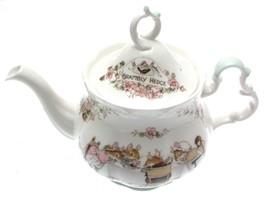 Royal Doulton Brambly Hedge Teapot Jill Barklem First Quality - $361.03