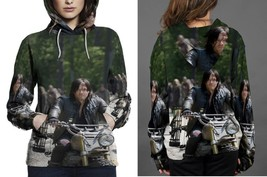 Hoodie women The-Walking-Dead Daryl Dixon - $41.70+