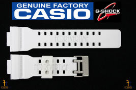 CASIO G-Shock G-8900A-7 White (Glossy) Rubber Watch BAND GR-8900A-7 GW-8900A-7 - $43.95