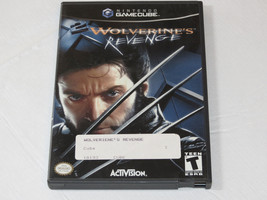 X2: Wolverine's Revenge Nintendo GameCube 2003 video game DOL-006 T-Teen - $29.69