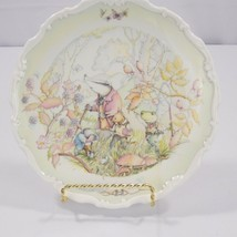 Royal Doulton Wind in the Willows Rambling in the Wild Wood Collector Pl... - $23.76