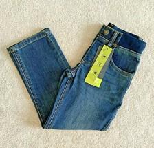 Lee Sure 2 Fit X-Treme Comodidad Niño Cintura Ajustable Azul Vaqueros - Talla 6 - $19.75