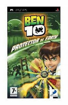 Ben 10: Protector of Earth (Sony PSP, 2007) - $8.29
