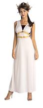 Roman Maiden Standard Size Halloween Costume - $29.46