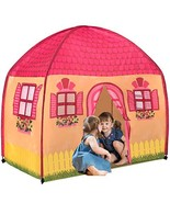 Toysical Play Tent for Girls - Indoor Playhouse Tents for Kids with Life... - $43.93
