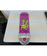 Keith Haring X Alien Workshop - Anthony Van Engelen Skate Deck - $349.88