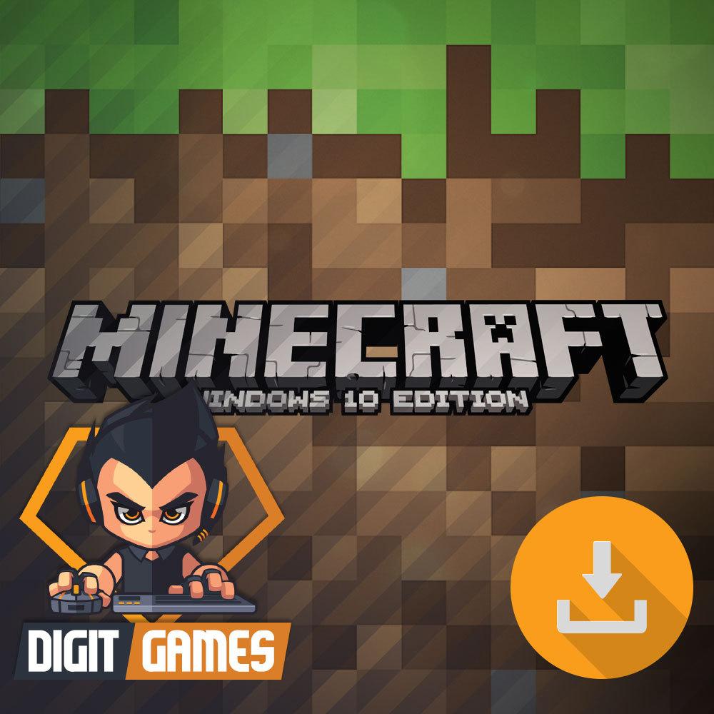 46915d961e791 Minecraft Windows 10 Edition - PC CD Key - and 50 similar items